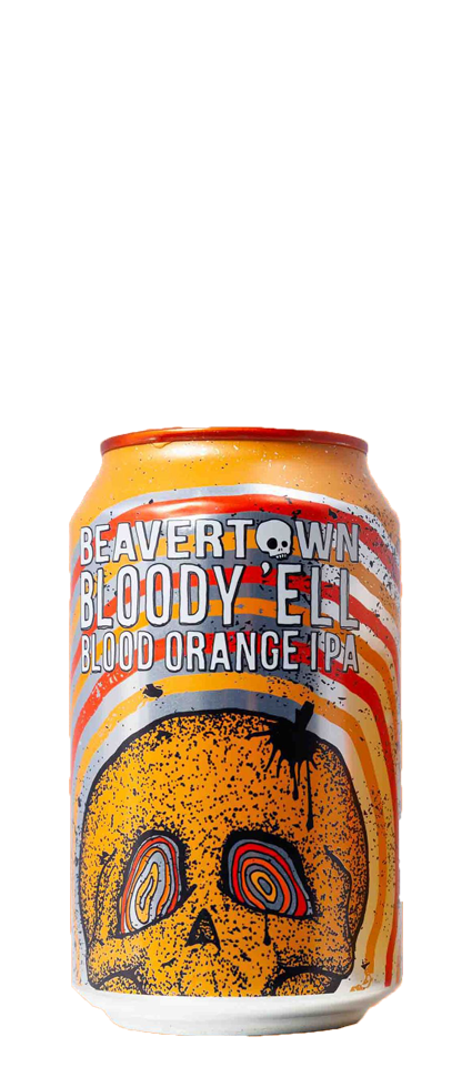 Beavertown Brewery Bloody Ell Can
