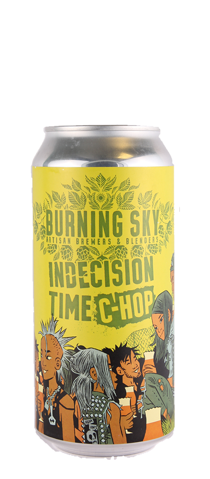 Burning Sky Brewery Indecison Time 5.6% 44cl Can