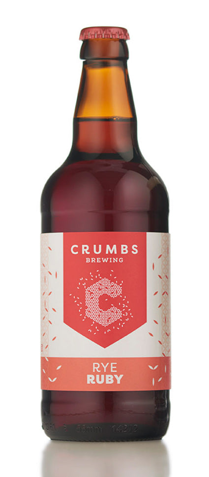 Crumbs Brewing Rye Ruby Red