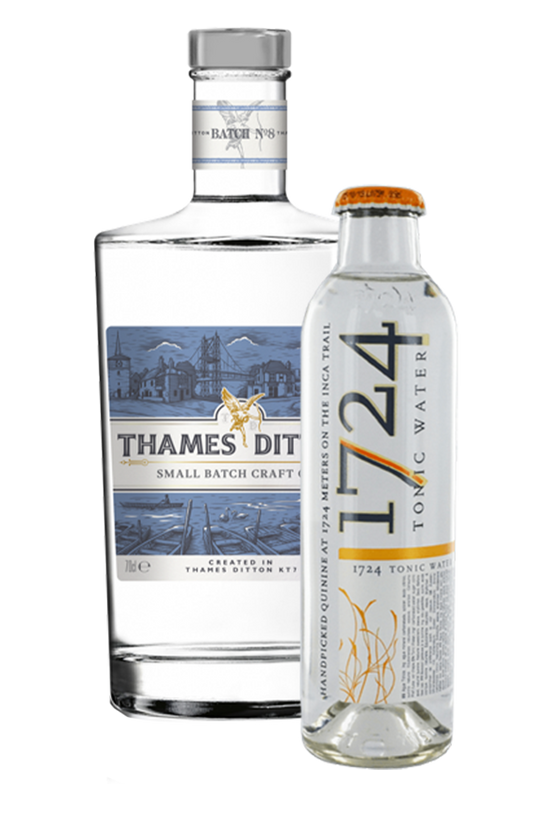 Thames Ditton & Tonic Bundle