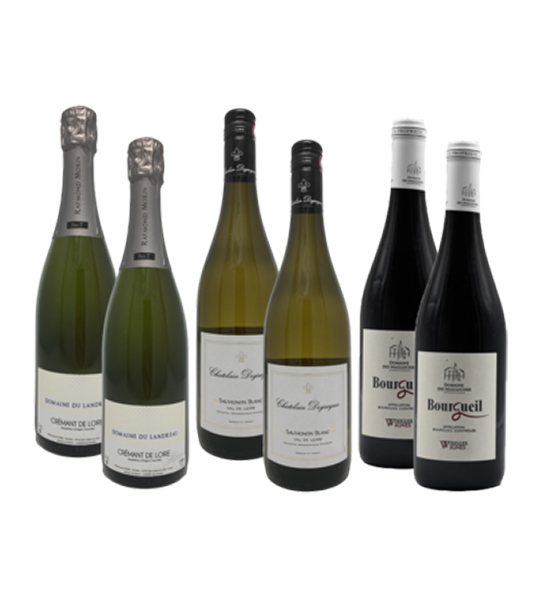 Loire Mixed Case 6x75cl