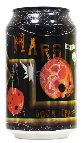Mars 4.5% Beavertown Brewery