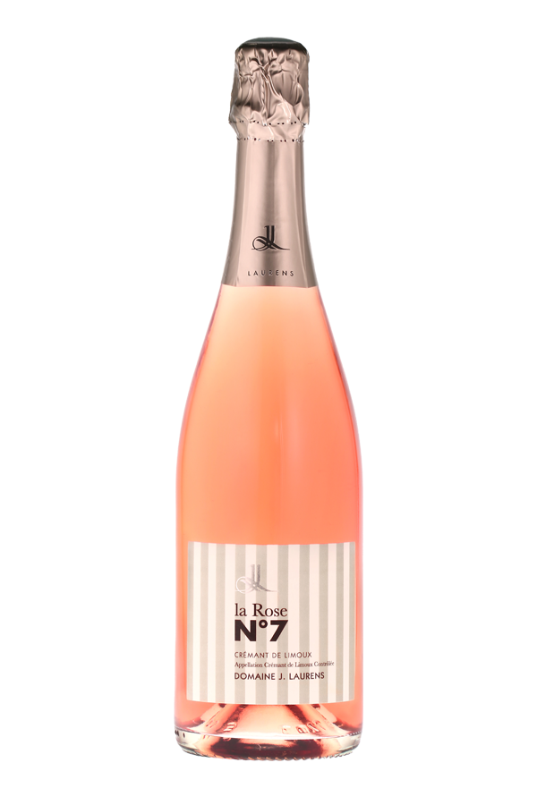 NV Cremant de Limoux 'La Rose No.7',
