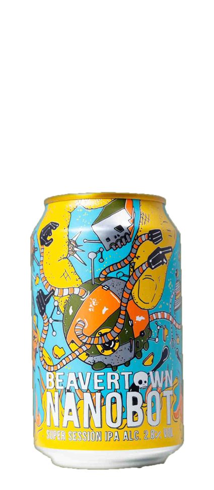 Nanobot 2.8% Beavertown Brewery