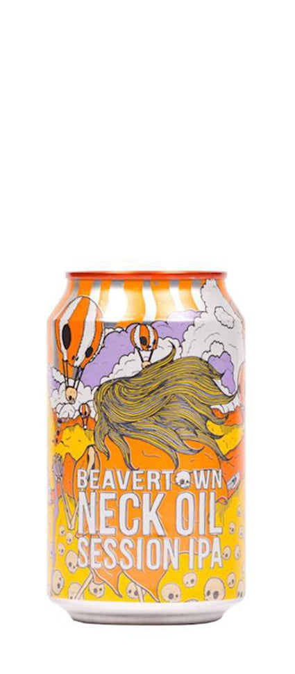 Neck Oil Can Beavertown Brewery London England