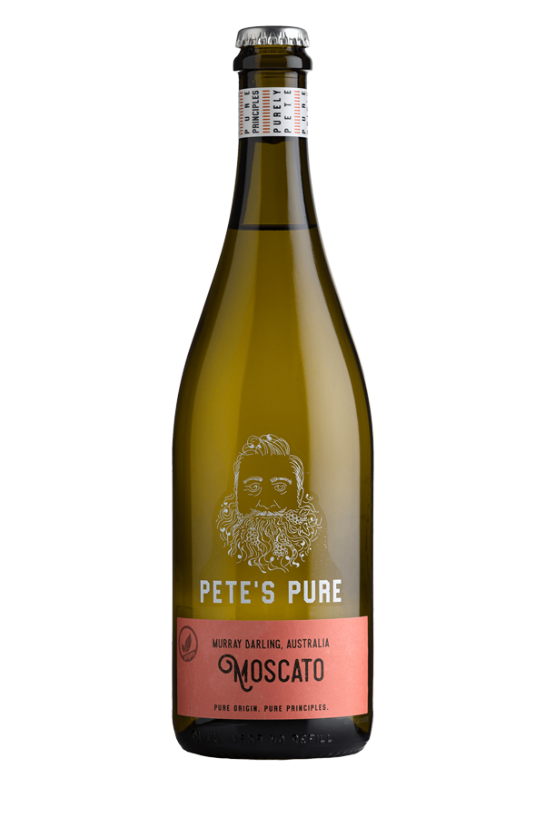 NV Pete's Pure Moscato