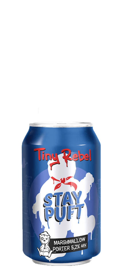 Tiny Rebel Stay Puft 5.2% 33cl Can