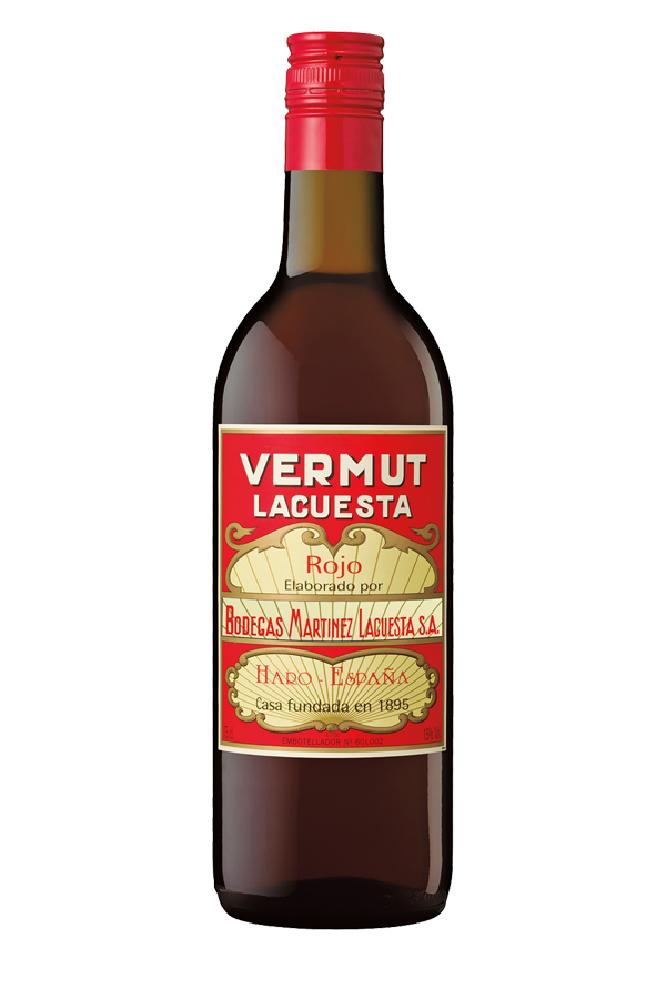 Martinez-Lacuesta NV Vermut Red