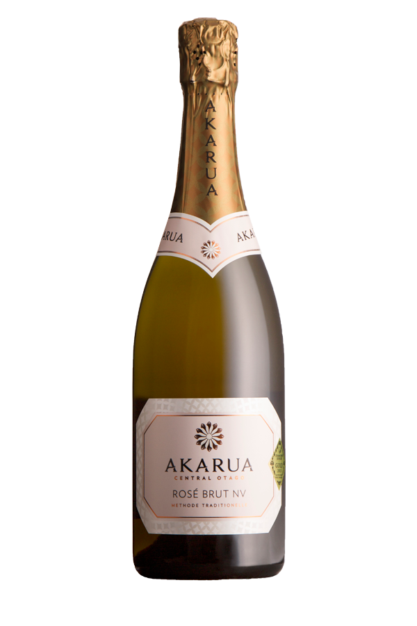 Akarua Rose Brut Central Otago