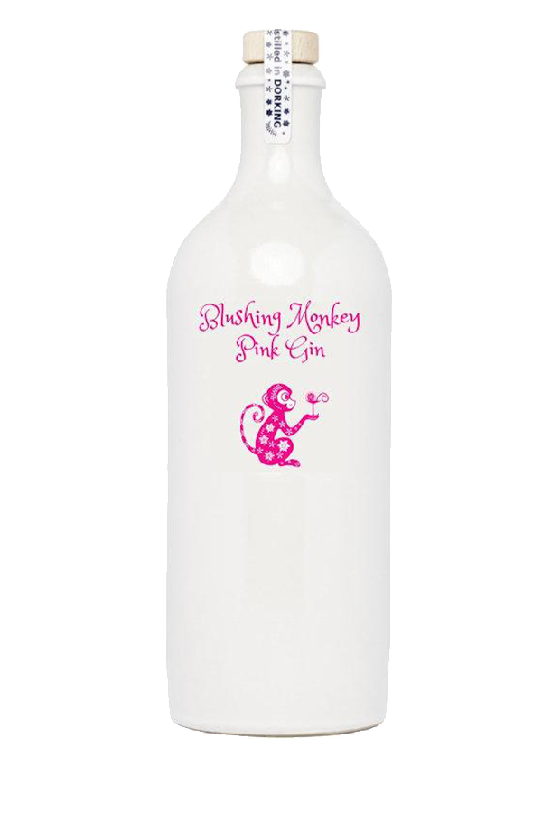 The Gin Kitchen Blushing Monkey Gin 48% 70cl