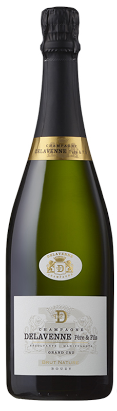 NV Brut Nature Grand Cru, Delavenne Pere et Fils, Champagne, France