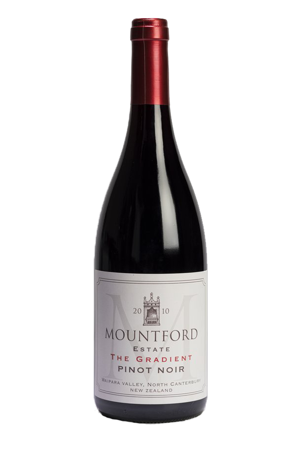 2010 The Gradient Pinot Noir Mountford Estate