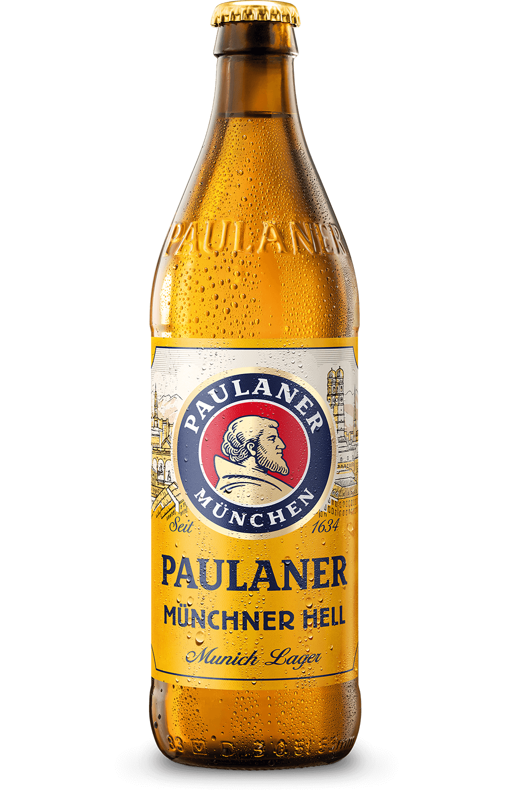 Paulaner Munich Lager 500ml