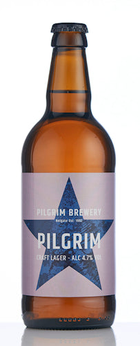 Craft Lager, Pilgrims Brewery