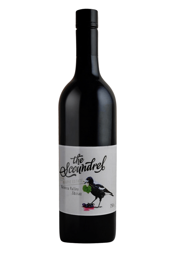 2017 Magpie Estate The Scoundrel Shiraz
