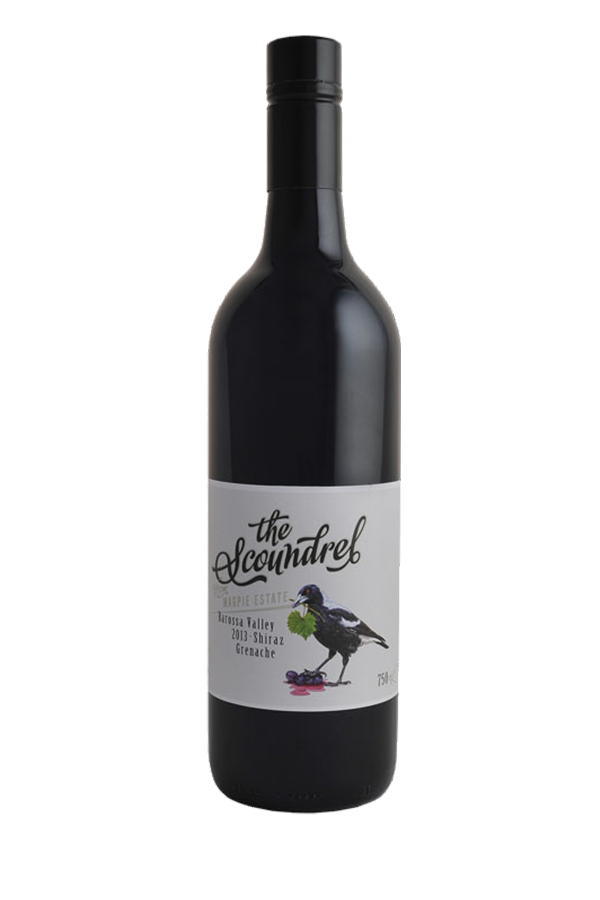 2018 Magpie Estate The Scoundrel Shiraz/Grenache