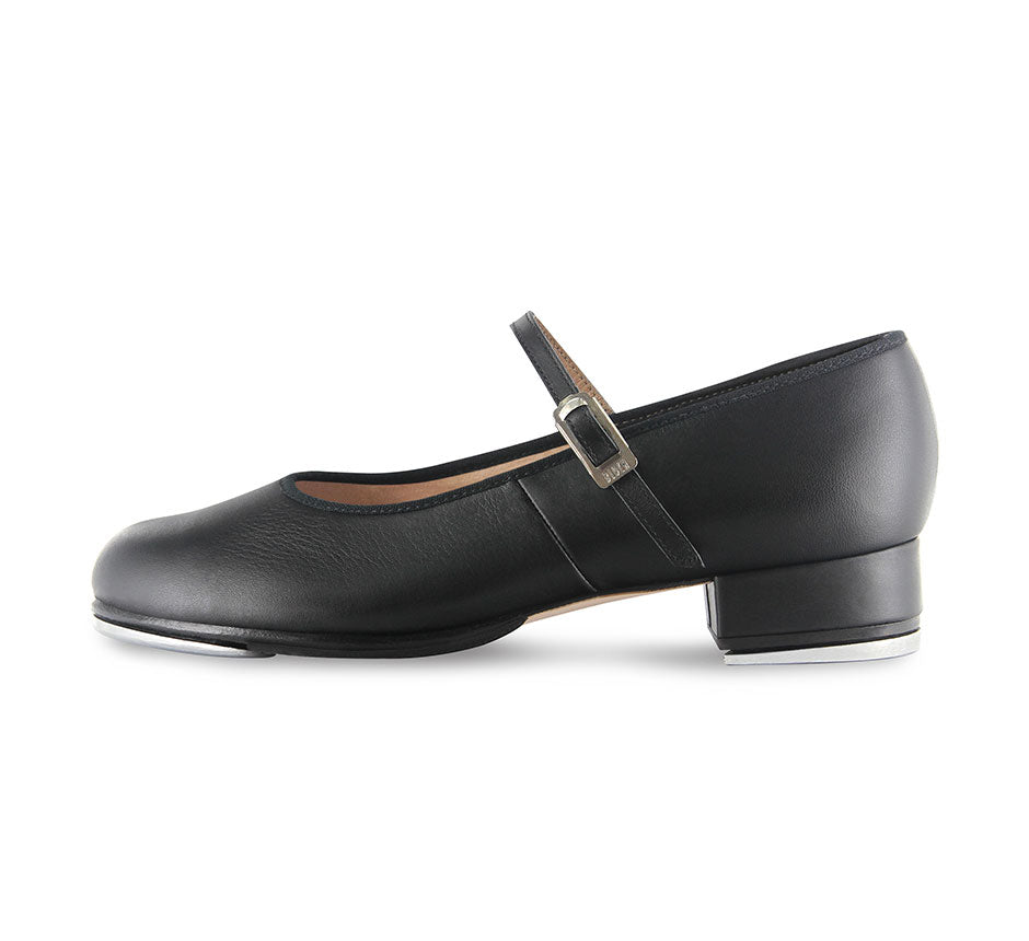 BLOCH TAP-ON CHILDRENS BLACK BUCKLE TAP SHOE