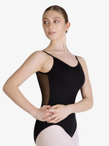 CAPEZIO STUDIO COLLECTION ADULT MESH BACK LEOTARD