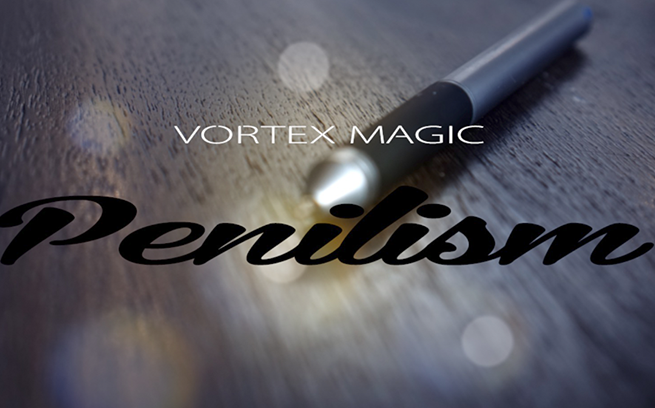 Vortex Magic Presents Penilism ( MENTALISMO CON UNA PLUMA)