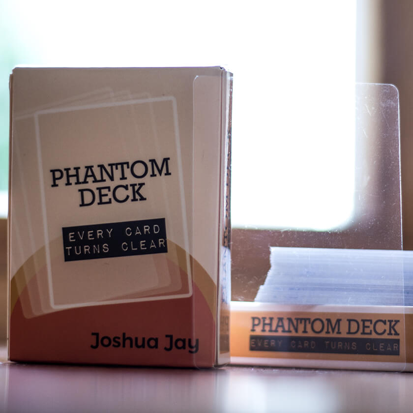 Phantom Deck - Baraja fantasma