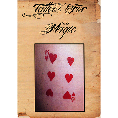 Tattoos magic (6 de Corazones)