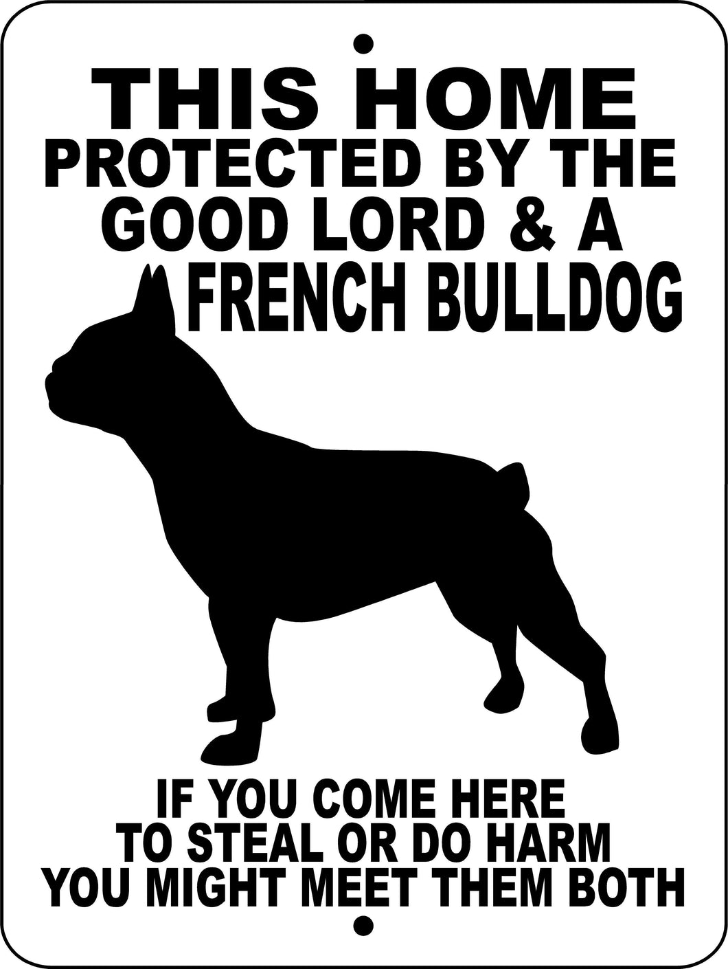 FRENCH BULLDOG GLFB