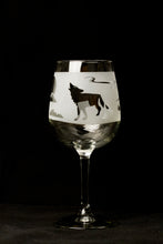 Wine Glass - White