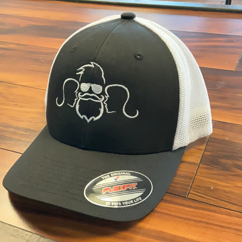 Smell My Beard Embroidered Hat
