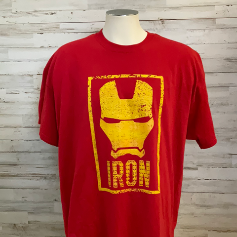 Iron Man Graphic Tee