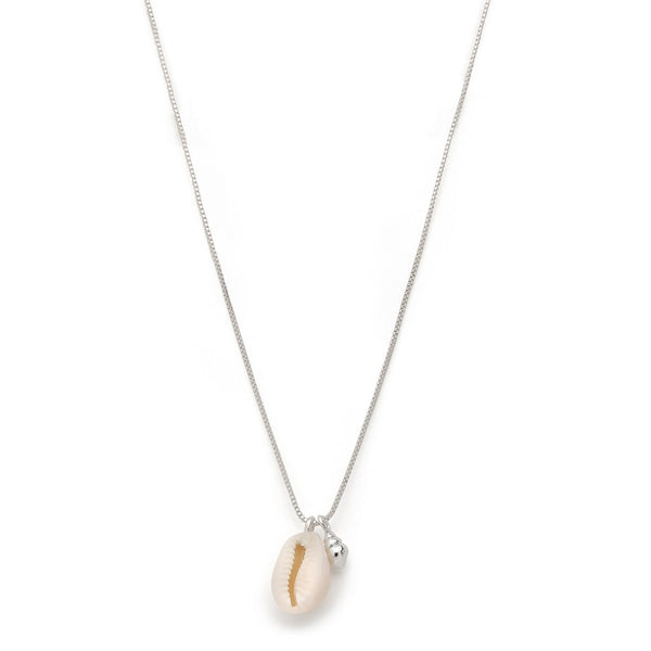Pilgrim Shell Necklace from Pilgrim only 19.99 GBP