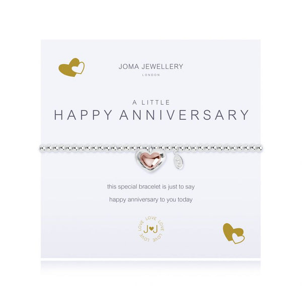 Joma Jewellery - Happy Anniversary from Joma Jewellery only 18.99 GBP