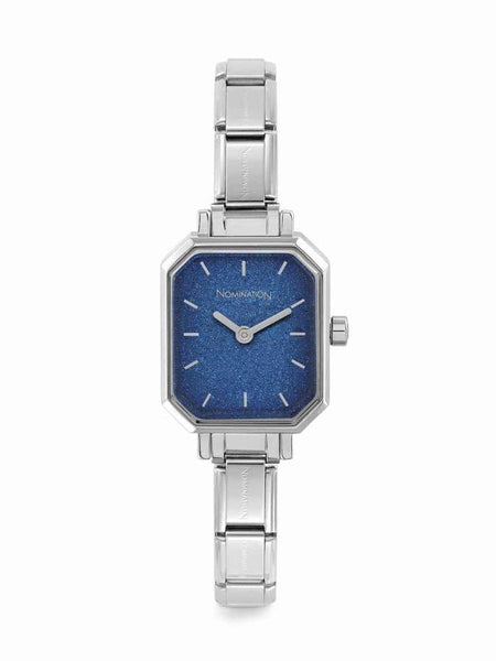 Nomination Watch - Paris Stainless Steel - Blue Glitter