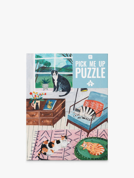 Adults Puzzle - Cats