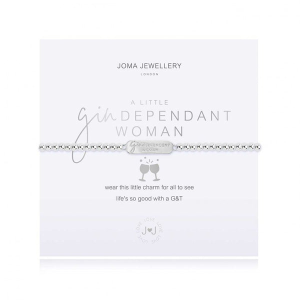Joma Jewellery - Gindependent Woman
