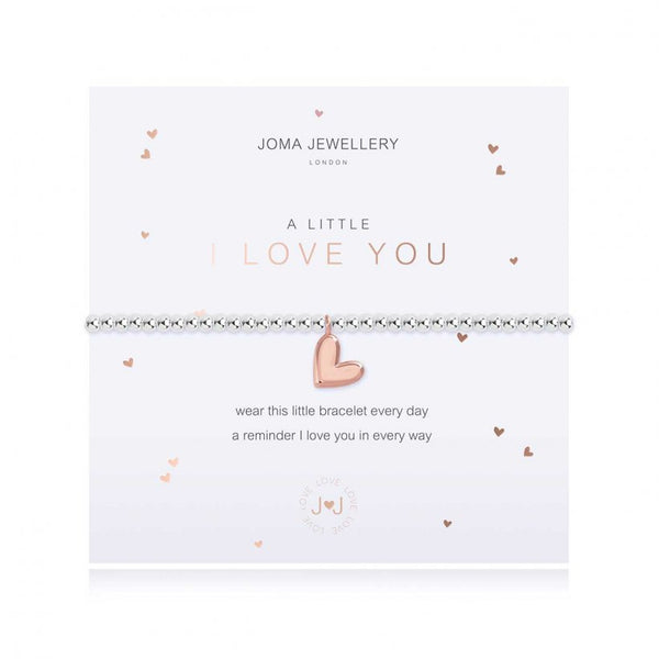 Joma Jewellery - I Love You - Bracelet