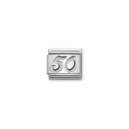 Age 50 Charm By Nomination Italy from Nomination only 18.00 GBP