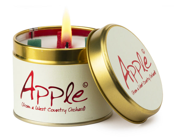 Lily Flame Candles - Apple