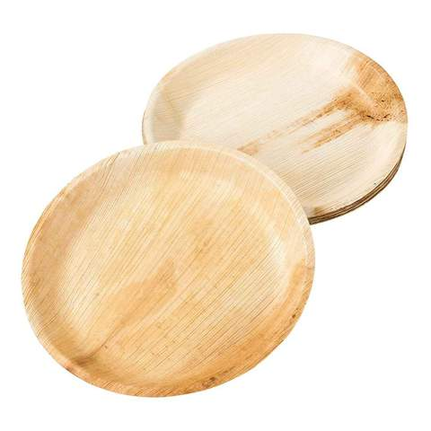 Eco - Friendly Palm Leaf Plates