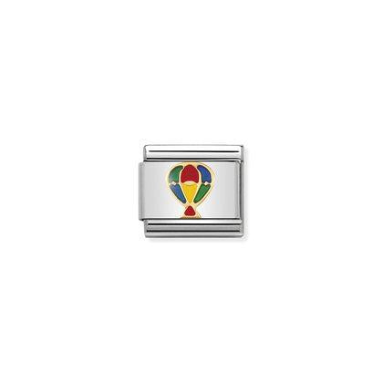 Hot Air Balloon charm By Nomination Italy from Nomination only 22.00 GBP