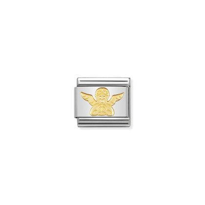 Gold Religous - Angel charm By Nomination Italy from Nomination only 18.00 GBP