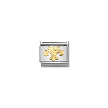 Gold Fun - Lily Charm By Nomination Italy from Nomination only 20.00 GBP