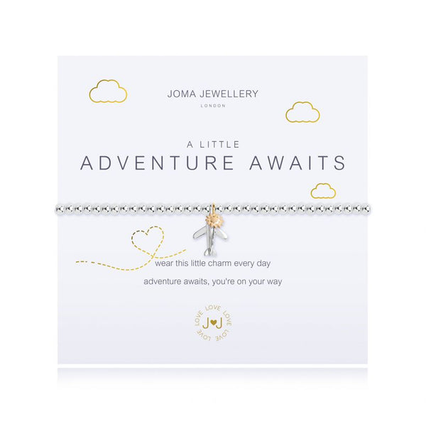 Joma Bracelet - Adventure Awaits from Kismet only 3099.00 GBP