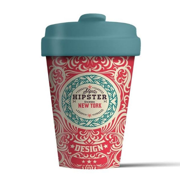 Bamboo Cup - Hipster