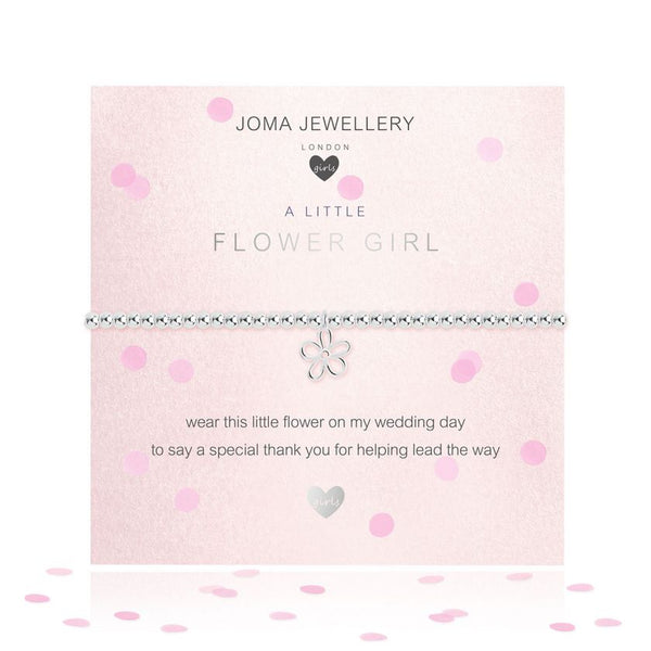 Joma Jewellery - Childrens - Flower Girl - Bracelet