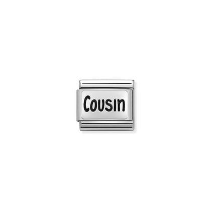 Silver - Cousin charm By Nomination Italy from Nomination only 20.00 GBP