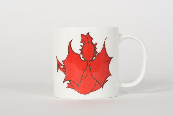 Welsh Connection - Dewi Dragon Mug