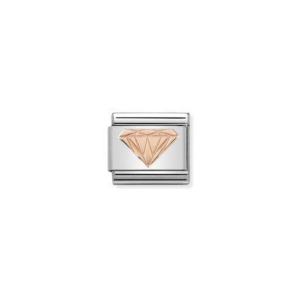 Diamond charm By Nomination Italy from Nomination only 15.00 GBP