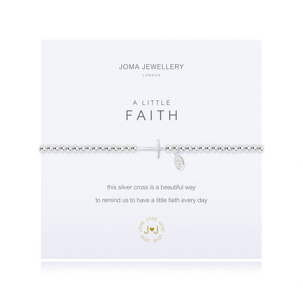 Joma Jewellery - A Little Faith