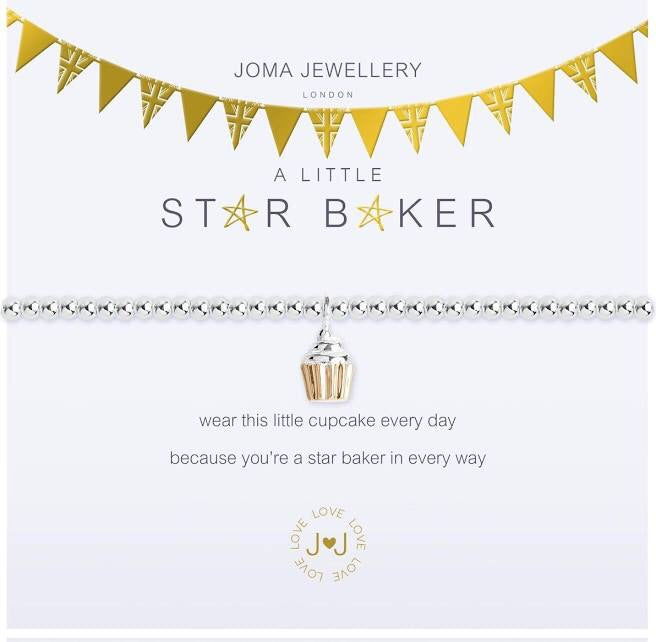 A little star baker Joma bracelet