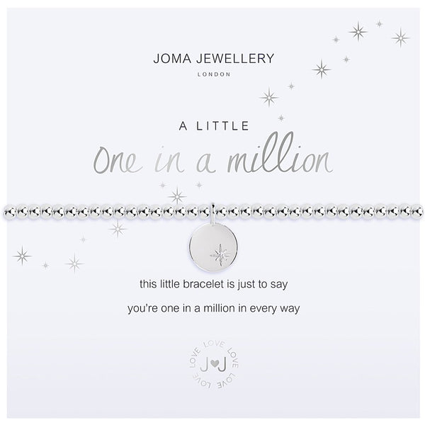 Joma Jewellery- One In A Million
